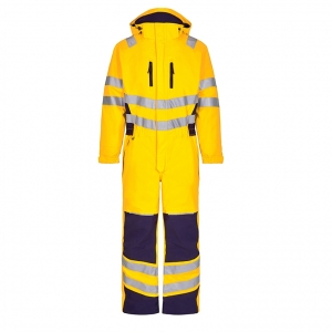 Unisex workwear coverall