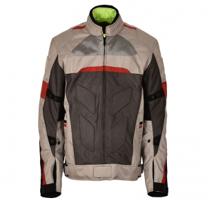 Tournado 600 D Motorcycle Jacket with Reflectors