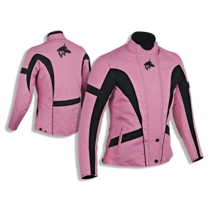 Ladies Textile Jackets